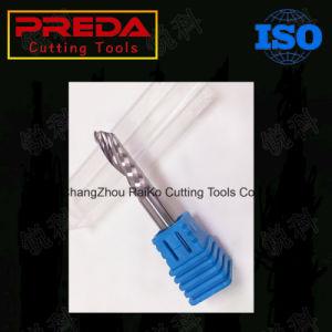 CNC Carbide Single Flute End Mills Cutter pictures & photos