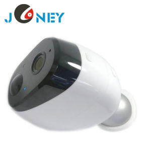 HD IP Camera WiFi Battery Powered IP Camera with SD Card pictures & photos