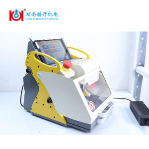 Modern Fully Automatic Used Key Cutting Machine Removable Tablet PC Sec-E9 for Automobile and Household Key pictures & photos