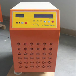 Solar Frequency Inverter Pure Sine Wave Power Inverter 100W-10kw with Double Protection pictures & photos