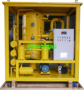 Vacuum Type Transformer Oil Purifier Plant, Insulating Oil Refining pictures & photos