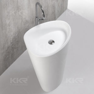 Hot Sale Above Counter Bathroom Vanity Basin for Hotel pictures & photos