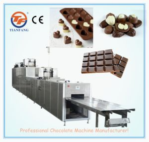 Two Shot Chocolate Moulding Machine pictures & photos