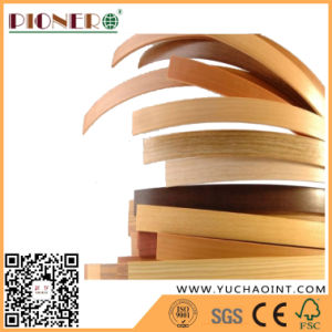 PVC Edge Banding Strips for MDF Board with Color Matched pictures & photos
