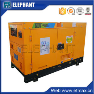 Water Cooling 4 Strokes 15kVA Class H Quanchai Diesel Generators pictures & photos