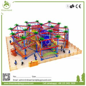 Entertainment Outdoor Rope Course, Obstacle Equipment pictures & photos