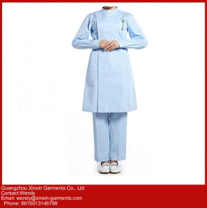 Hospital Gown, Doctor Gown, Medical Workwear (H2) pictures & photos