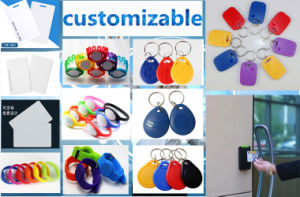 Colores Calientes De La Venta 13.56MHz MIFARE ABS Etiquetas (SDC3) pictures & photos