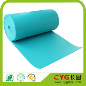 Closed Cell Foam Roll XPE Flooring Underlayment pictures & photos