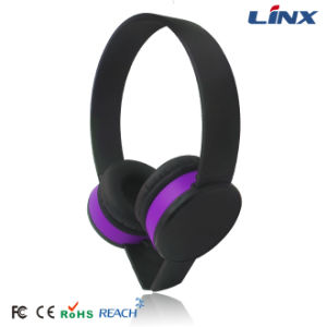OEM High Quality Portable Headphone with Headband pictures & photos