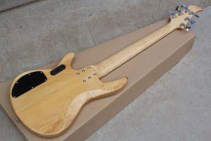 Hanhai 3 Colors Electric Bass Guitar with 6 Strings (TRBJP6/TRB-JP6) pictures & photos