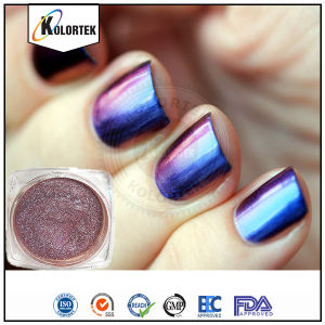 Chameleon Chrome Pigment Powders for Nail Polish pictures & photos