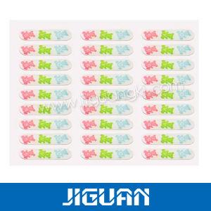 Silk Screen Printing Round Epoxy Dome Sticker pictures & photos