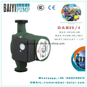 Hot Water Circulation Pump (RS25/4-180) pictures & photos