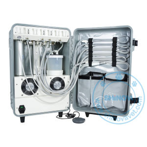 Portable Veterinary Dental Unit (PD-852) pictures & photos