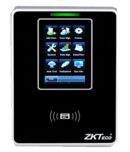 Zkteco Proximity with Free Software 125kHz ID Card Time Attendance (SC700) pictures & photos