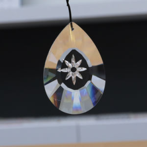 Fashion Crystal Tear Chandelier Parts Hanging Pendant pictures & photos