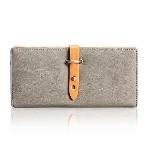 fashion Elegant Ladies Folding Designer Card Purse Wallet pictures & photos