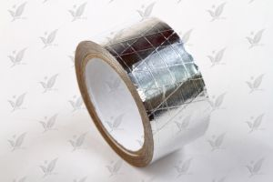 Fiberglass Cloth with Aluminum Foil Coated Factory Price pictures & photos