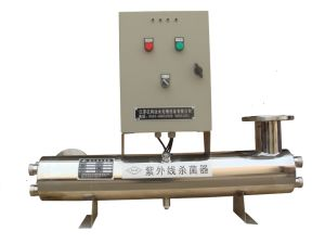Low Power Consumption Water Disinfection Equipment UV Sterilizer pictures & photos