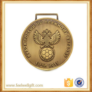 Hot Sell Lovely Deisgn Brass Round Medallions pictures & photos