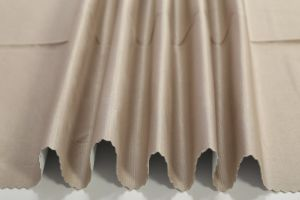 Polyester Cotton Coating Fr Curtain Fabric Woven Waterproof Blackout Curtain Fabric pictures & photos