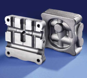 En-Gjl-250 Grey Iron Casting for Gas Fitting pictures & photos