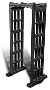 Black Shape Metal Detector Security Gates pictures & photos