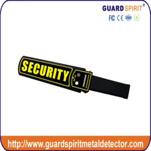 LED Strip Handheld Cheap Metal Detector Price (MD150) pictures & photos