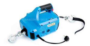 Traction Block Portable Winch Traction Hoist pictures & photos
