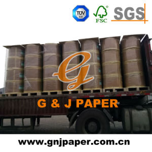 240-700mm Roll Width Jumbo Roll NCR Paper in Blue Image pictures & photos