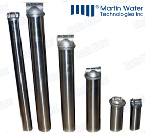 10/20 Inch Stainless Steel Ss Water Filter Housing pictures & photos