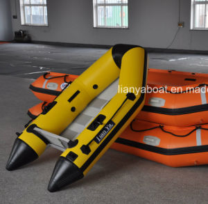 Liya 2.0m to 6.5m Yacht Tender Rescue Inflatable Boat pictures & photos
