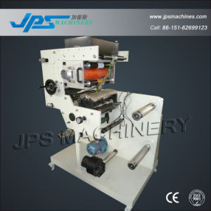 Jps320-1c-B Transparent PVC Film Roll Printing Machine with Slitting Function pictures & photos