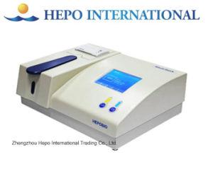 Cheap Price Semi-Auto Biochemistry Analyzer for Clinic Lab pictures & photos