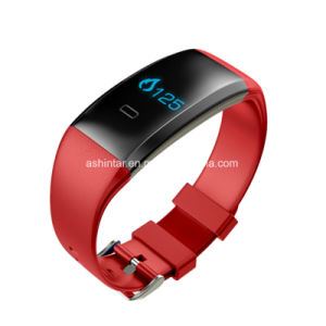 Waterproof Smart Wristband Blood Pressure Monitor Smart Bracelet pictures & photos