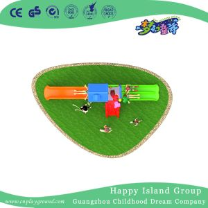 2018 New Outdoor Small Children Vegetable House Playground Equipment with Apple (H17-A14) pictures & photos