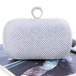 Fashion PU Ring Night Bags Clutch Bags pictures & photos