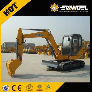 Brand Small 6 Ton Hydraulic Crawler Excavator Model Xe60ca pictures & photos