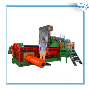 Tfkj Automatic Hydraulic Scrap Steel Compressor Machine pictures & photos