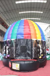 2018 Popular Disco Dome Inflatable Bounce House Chb707 pictures & photos