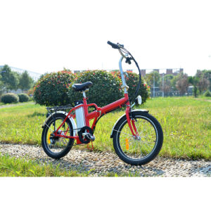 Very Smart Foldable City Electric Bike Hot Sale pictures & photos
