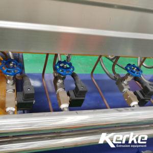 Plastic Twin Screw Extruder Machine for Color Masterbatch Filler Masterbatch etc pictures & photos