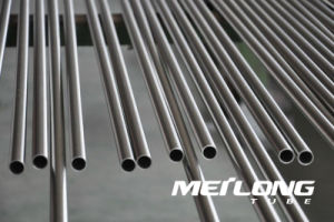 TP304L Precision Seamless Stainless Steel Tube pictures & photos
