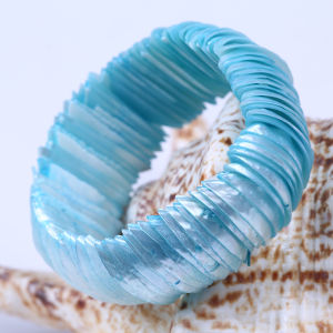 Wholesale Fashion Elastic Shell Bracelet pictures & photos