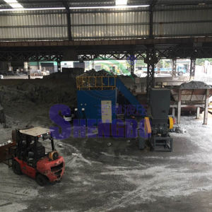 Hydraulic Aluminum Scraps Briquetter Press Machine pictures & photos
