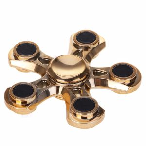 New Arrival Wholesales High Performence ABS Plastic Hand Spinner Fidget pictures & photos