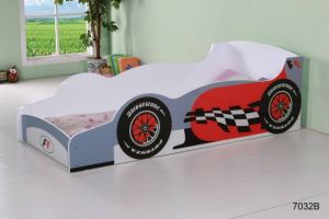 New Kids Race Car Bed Toddler Bed Child Furniture Bedroom Red pictures & photos