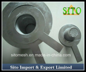 Stainless Steel Perforated Mesh Filter/Strainer pictures & photos