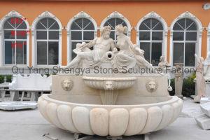 Wall Fountain Marble Fountain Stone Fountain Mf-023 pictures & photos